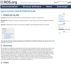 openni/Contests/ROS 3D/RGBD-6D-SLAM
