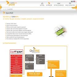 OpenPAIE le module de paie Open Source pour Open ERP