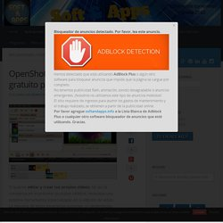 OpenShot Video Editor: software gratuito para edición de vídeo