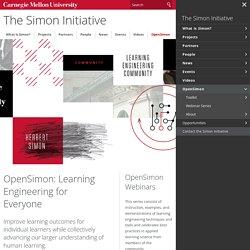OpenSimon - The Simon Initiative
