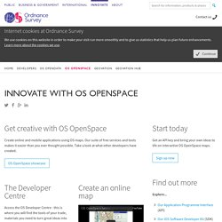 OS OpenSpace, the quality mapping API from Ordnance Survey