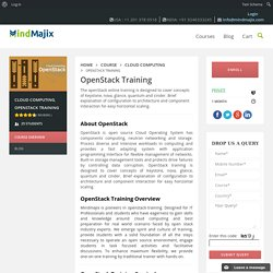 Openstack Training By Mindmajix