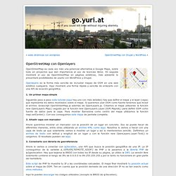 go.yuri.at » Blog Archive » OpenStreetMap con Openlayers