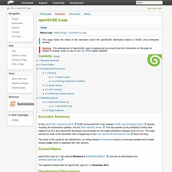 openSUSE:Leap