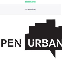OpenUrban by Reed Duecy-Gibbs