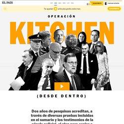 La 'Operación Kitchen' desde dentro