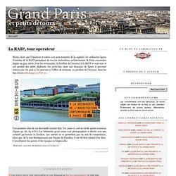 La RATP, tour operateur