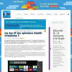 Les box-TV des opérateurs bientôt virtualisées ?