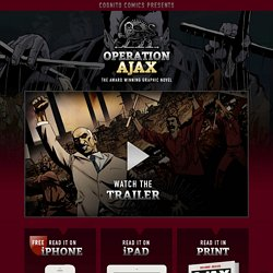 Operation Ajax: For The iPhone & iPad