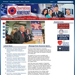 Operation Homefront : Home