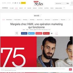 Margiela chez H&M, une opération marketing qui fonctionne - L'Express Styles