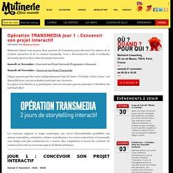 Opération TRANSMEDIA