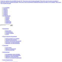 CIC > Dossier : import-export - sécuriser vos opérations internationales