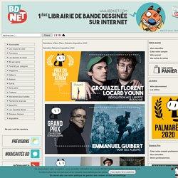 Opérations & Bons Plans Palmarès Angoulême 2020, [BDNET.COM]