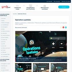 Opérations spatiales - Beneylu School - FR