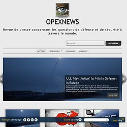 Le blog OPEXNEWS