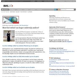 Opinieblog » Moet het stelsel van hoger onderwijs anders?