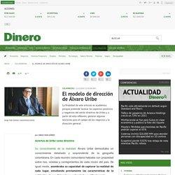Opinión sobre el modelo de dirección de Álvaro Uribe