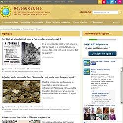 Opinions Archives - Mouvement Français pour un Revenu de Base