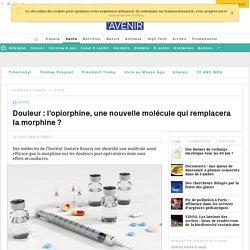 Douleur : l'opiorphine, une nouvelle molécule qui remplacera la morphine ?