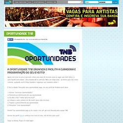 Oportunidade TNB | Toque no Brasil