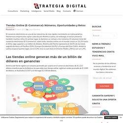 Tiendas Online (E-Commerce): Oportunidades y Retos - STRATEGIA DIGITAL