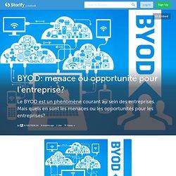 BYOD: menace ou opportunité pour l'entreprise? (with images) · selossej