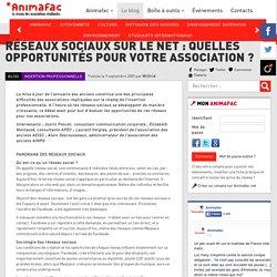 Réseaux sociaux sur le net : quelles opportunités pour votre association ?
