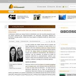 Avis d'Expert - Les nouvelles opportunités liées aux réseaux fermés de distribution d'électricité - 20/12/16