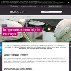 Les opportunités du secteur belge des technologies