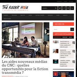 Les aides nouveaux médias du CNC : quelles opportunités pour la fiction transmédia ?