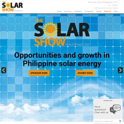 Opportunities and growth in Philippine solar energy