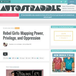 Rebel Girls: Mapping Power, Privilege, and Oppression