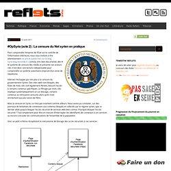 #OpSyria (acte 2) : La censure du Net syrien en pratique