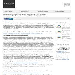 Optical Imaging Market Worth 1.75 Billion USD by 2020 /PR Newswire India/