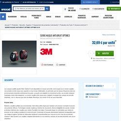 Serre nuque anti-bruit optime3 optime iii ce - orexad : vente en ligne de serre nuque anti-bruit optime3 optime iii ce pour les professionnels