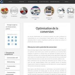 Agence Point Com - Optimisation de la conversion Perpignan