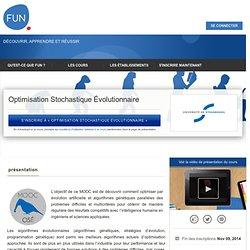 Optimisation Stochastique Évolutionnaire »