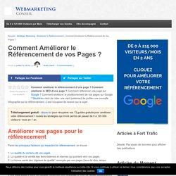 ▶ Les 16 Réglages Clés pour une Page Optimisée pour le Référencement [Guide]