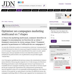 Optimiser ses campagnes marketing multicanal en 7 étapes par Rick Sherfey - Chronique e-Business
