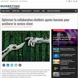 Optimiser la collaboration chatbots-agents humains pour améliorer le service client