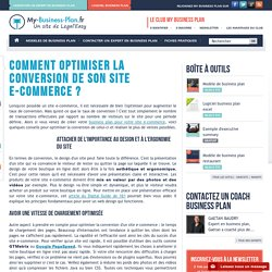 Comment optimiser la conversion de son site e-commerce ?