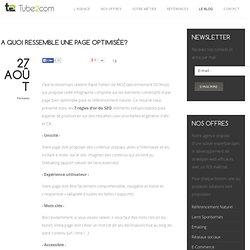 Optimiser une page pour le SEO: les 7 règles d'or
