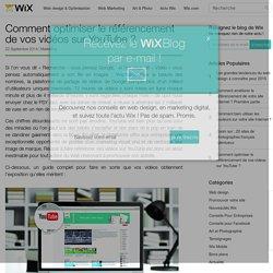 Optimiser le référencement de vos vidéos Youtube - Wix.com