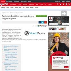 Optimiser le référencement de son blog Wordpress
