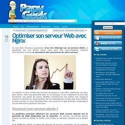 OPTIMISER SON SERVEUR WEB AVEC NGINX