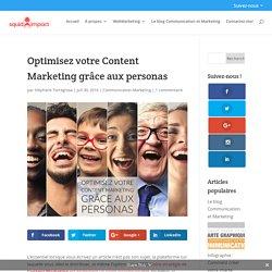 Optimisez votre Content Marketing grâce aux personas