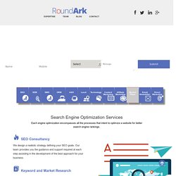 Professional Search Engine Optimization Company - RoundArk