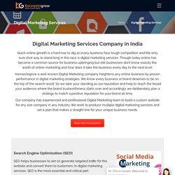 Search Engine Optimization Company Pune - Konnectogrow