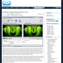 Radical Image Optimization Tool